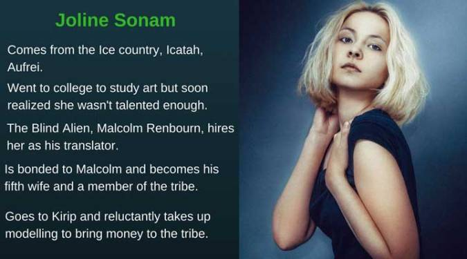 Joline Sonam character card
