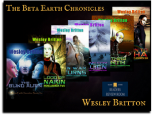 Books in the Beta-Earth Chronicles Series