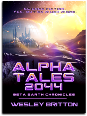 Cover, Alpha Tales 2044