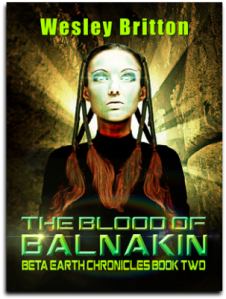 Cover, The Blood of Balnakin, Book 2