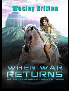 Cover, When War Returns, Book 3