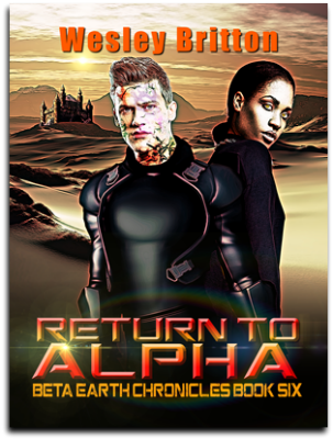 Cover, Return to Alpha, Book 6