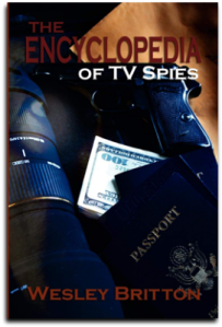 Cover, Encyclopedia of TV Spies