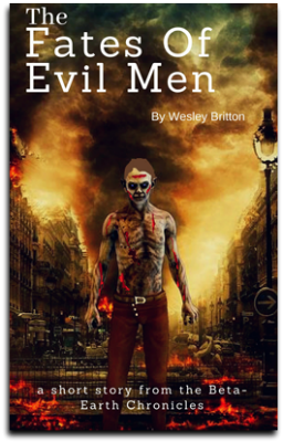 Cover, The Fates of Evil Men