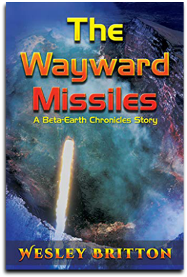 Cover, The Wayward Missiles