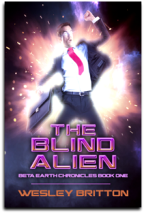 Cover, The Blind Alien
