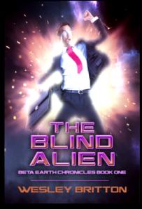 Cover, The Blind Alien