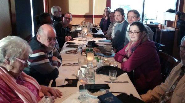 Writers Group Luncheon