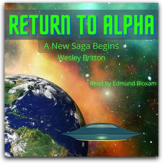 Return to Alpha Audiobook Cover